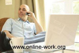 Logo der Firma Nebenjob: Arbeiten sie bequem und online von zu Hause aus