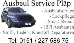 Logo der Firma Ausbeul Service Pläp