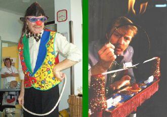 Firma künstler für ihre kinderparty-clown-zauberer-mäusezirkus aus Berlin