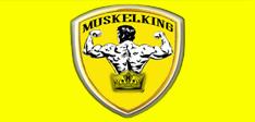 Logo der Firma Fitness Shop und Sportnahrung Laden in Berlin Lichtenberg MUSKELKING