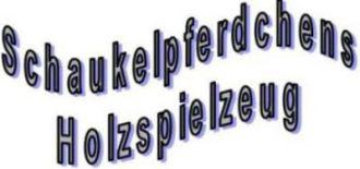 Firma Schaukelpferdchens Holzspielzeug aus Wuppertal