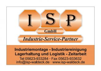 Firma ISP GmbH aus Waldeck
