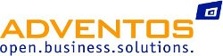 Firma ADVENTOS GmbH open.business.solutions. aus Hamburg