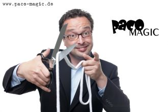 Firma Paco Magic - Andalusische Zauberei aus Berlin