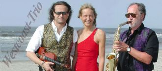 Tanzband Westcoast-Trio in St. Peter-Ording
