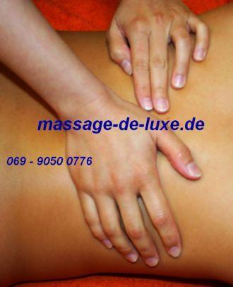 Firma Massagestudio de Luxe aus Frankfurt (Main)