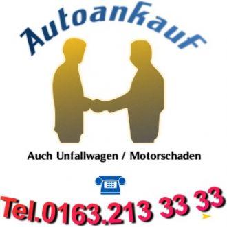 Firma Autoankauf Köln 0221 5402030 / Unfallwagen ankauf Motorschaden aus Aachen