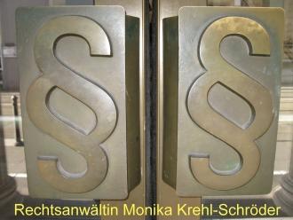 Logo der Firma Rechtsanwältin Monika Krehl-Schröder