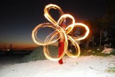 Firma faszinierende Feuerkünstler und Feuershows aus Berlin