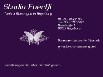 Firma Slow-Motion bei Tantra-Augsburg im Studio EnerQi aus Augsburg