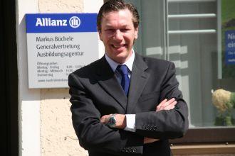 Firma Allianz Generalvertretung Markus Büchele e.K. aus Augsburg