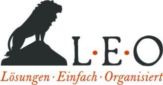 Logo der Firma L·E·O