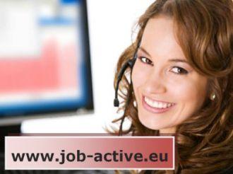 Firma Online Job im Home Office. Arbeiten von Zuhause aus aus Muenchen