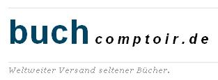 Firma BuchComptoir - Weltweiter Versand seltener Bücher aus Berlin