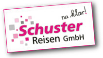 Logo der Firma Klassenfahrten mit Schuster-Reisen
