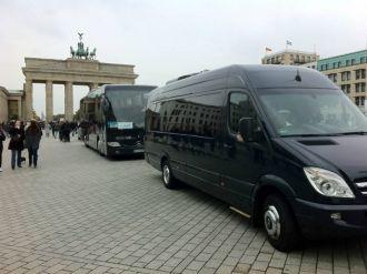 Firma Berlin Stadtrundfahrt - Zeitreise durch die Geschichte und Gegenwart der Hauptstadt  aus Berlin