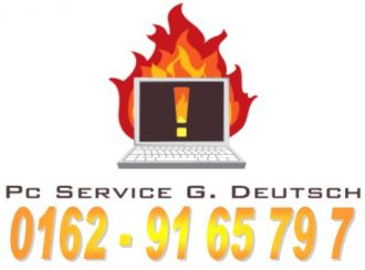 PC Computer Service Guenther Deutsch 65428 Ruessel in Gross-Gerau