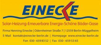 Firma Henning Einecke aus Berlin