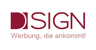 Firma DSIGN  Werbung,die ankommt! aus Bornheim