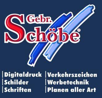 Firma Schilder Werbung Schöbe aus Bitterfeld