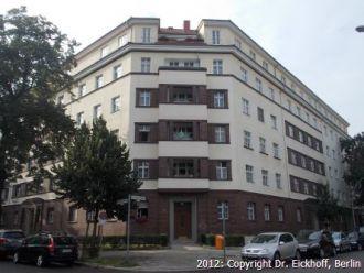 Firma Anwalt Bankrecht Berlin, Dr. Wolfgang Eickhoff aus Berlin