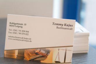 Firma Rechtsanwalt Kujus aus Leipzig