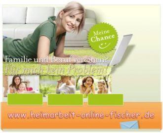 Logo der Firma HEIMARBEIT-ONLINE-FISCHER.de