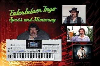 All In One Entertainment - Alleinunterhalter Ingo in Seeon-Seebruck