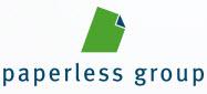 Logo der Firma PAPERLESS-SOLUTIONS GmbH