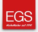 Logo der Firma Werbemittel und Kundengeschenke von EGS Werbemittel