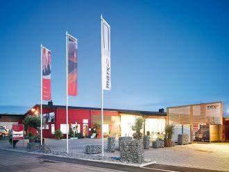 Firma marx Holzhandel GmbH aus Offenburg