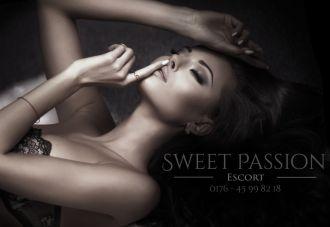 Logo der Firma Sweet Passion Escort Berlin