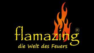Logo der Firma flamazing