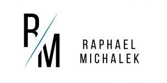 Logo der Firma Raphael Michalek, Fotograf aus Hannover