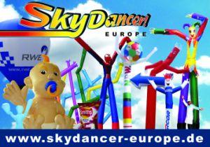 Firma SkyDancer! EUROPE - DIE BESONDEREN WERBEMITTEL aus Frankfurt (Main)