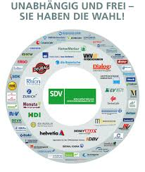Logo der Firma Versicherungen Bernd Brinschwitz Freier Makler Kooperationspartner der SDV.AG