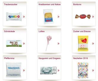 Firma shop4promo werbesüßigkeiten aus Filderstadt