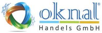 Logo der Firma OKNAL Handels GmbH