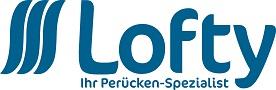 Logo der Firma Lofty Perückenstudio in Düsseldorf