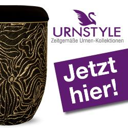 Firma Der Urnenhersteller Urnstyle aus Iserlohn