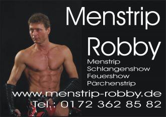 Firma Menstrip Robby Stripper aus Thüringen aus Gera